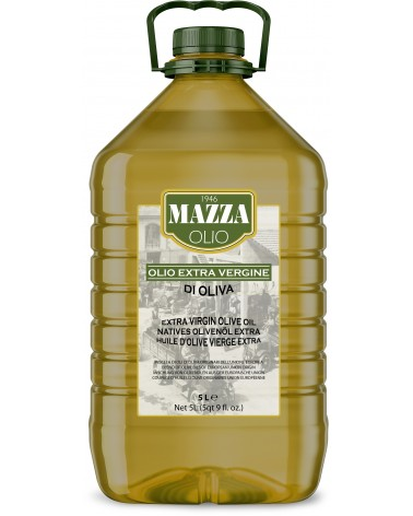 Extravirgin olive oil PET Lt. 5