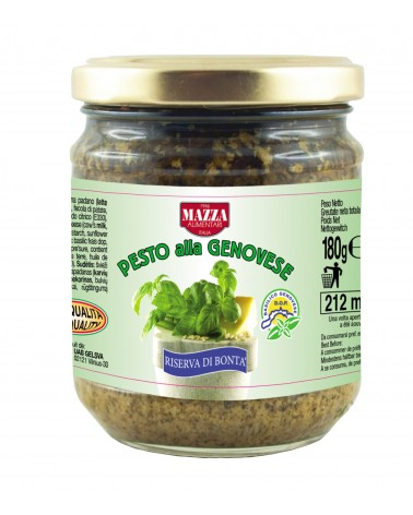 Green Pesto genovese ml 212