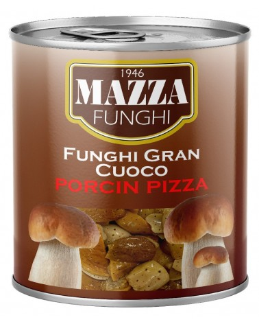 "Flavoured porcini Mushrooms ""Gran Cuoco"" 1^choice kg 1"
