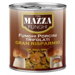 "Flavoured Porcini Mushrooms ""Gran Risparmio"" Gr. 790"