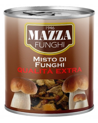 "Sauteed Extra Quality Mushrooms ""Misto bosco"" OS 780 Gr."