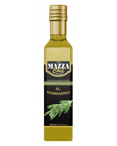 "Extra virgin olive oil with rosemary ""Marasca"" ml 250"