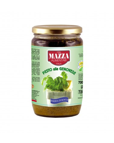 Green Pesto genovese ml 720