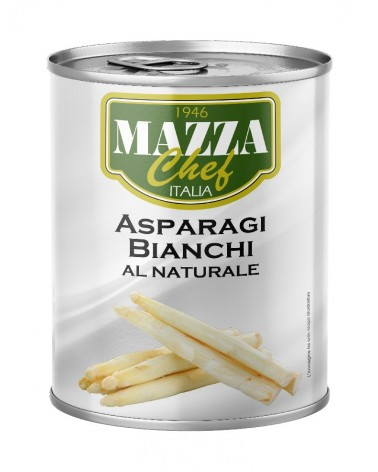 White asparagus in water Gr 430