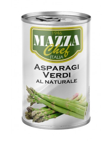 Green asparagus in water Gr 430