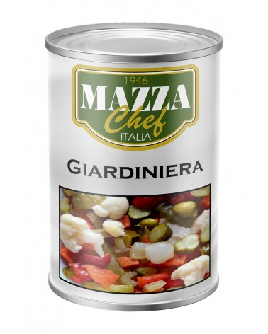 Giardiniera in vinegar kg 5