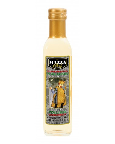 "White Balsamic vinegar ""Marasca"" Lt 0.250"
