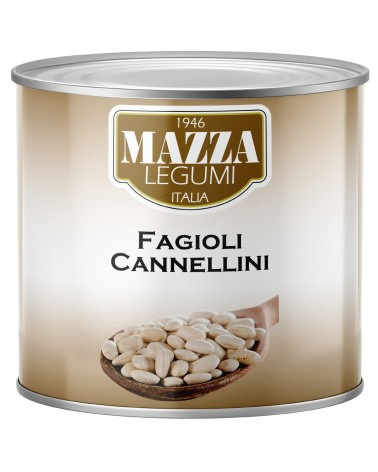 "Beans ""Cannellini"" 2500G"